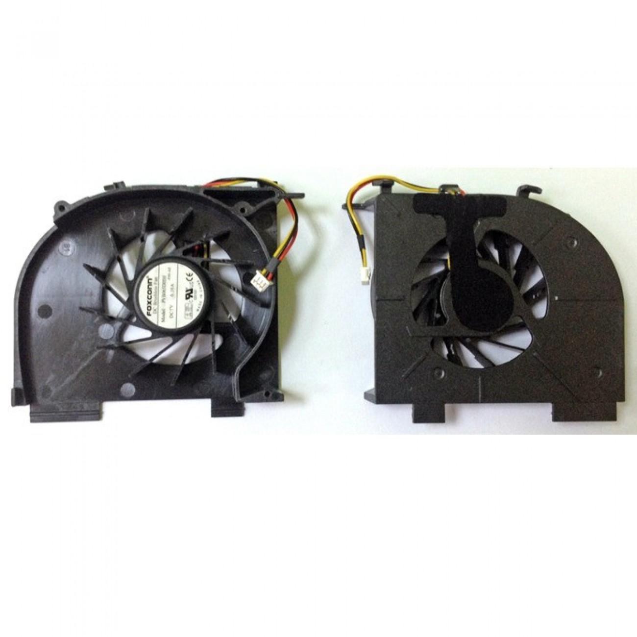 Вентилатор за лаптоп (CPU Fan) HP Pavilion DV5 DV5T DV5T-1000 DV5-1100 DV5-1200 (За модели с вградено видео-UMA) в Резервни части -    Alleop