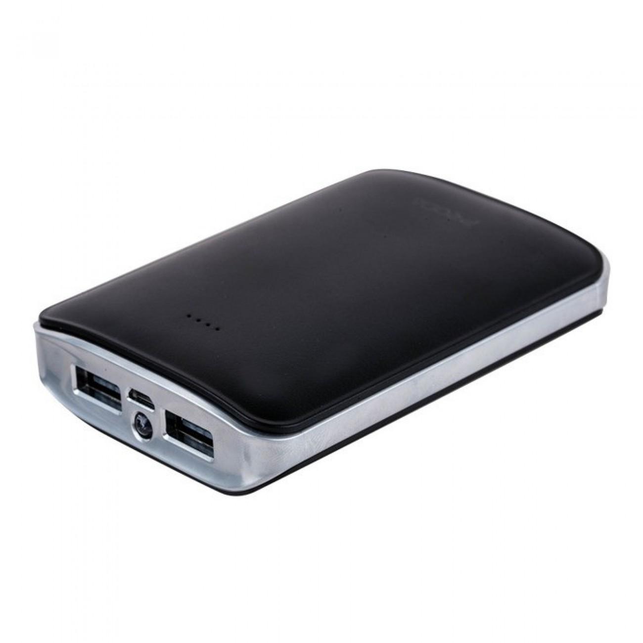Външна батерия/power bank/ Remax, 10000mAh, черна в Външни батерии -  | Alleop