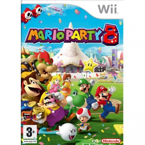 Mario Party 8, за Wii в Игри за Конзоли -  | Alleop