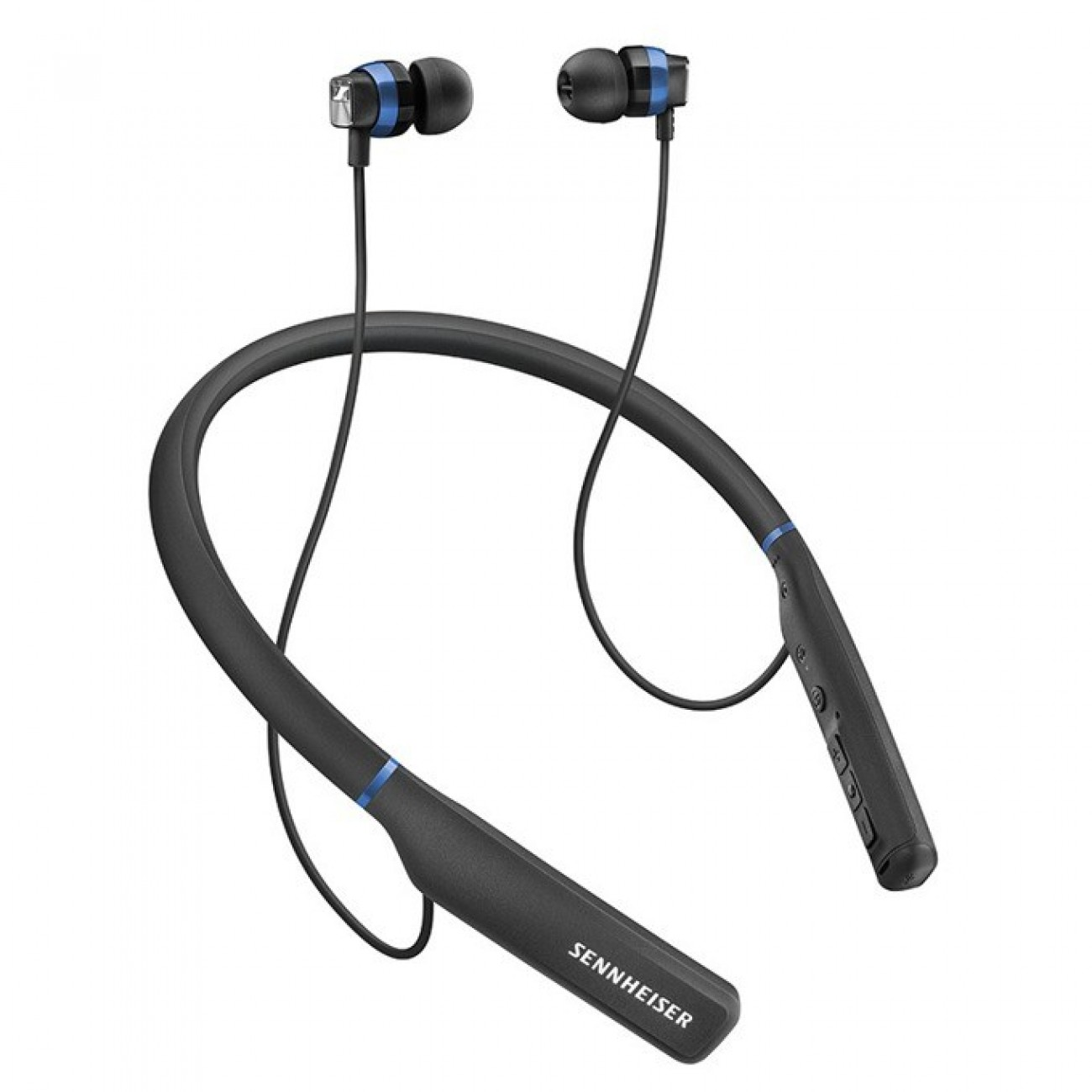 Слушалки Sennheiser CX 7.00BT, безжични, микрофон, 17-21000Hz честотен диапазон, черни в Слушалки -  | Alleop