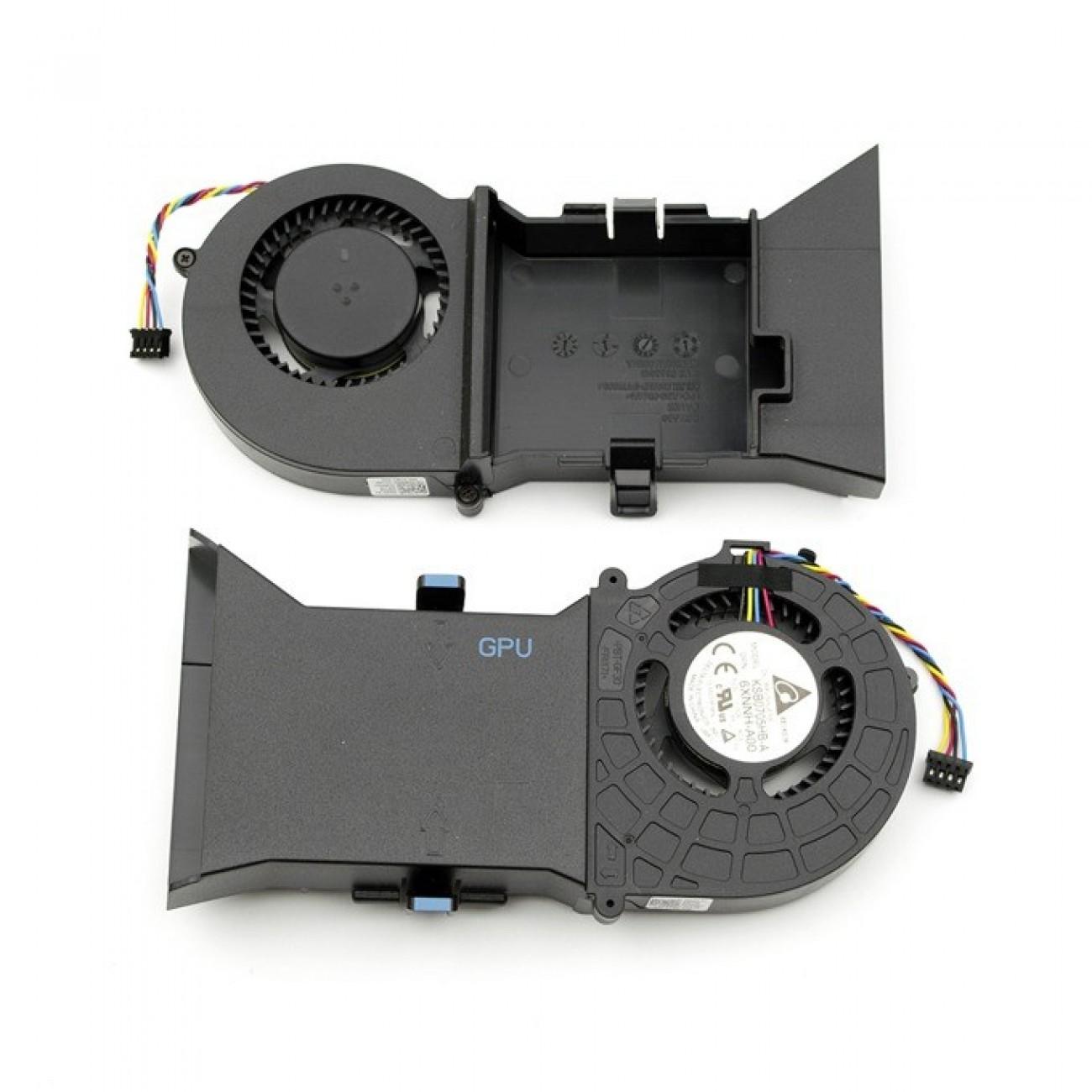 Вентилатор за лаптоп DELL Alienware ALWAR-2508 For GPU в Резервни части -    Alleop