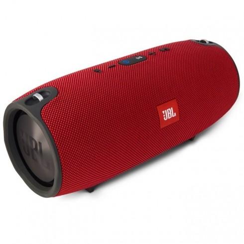 Тонколона JBL Xtreme, 2.0, 16W RMS(8W+8W), Bluetooth, червен, микрофон, водонепромукаем в Колони -  | Alleop