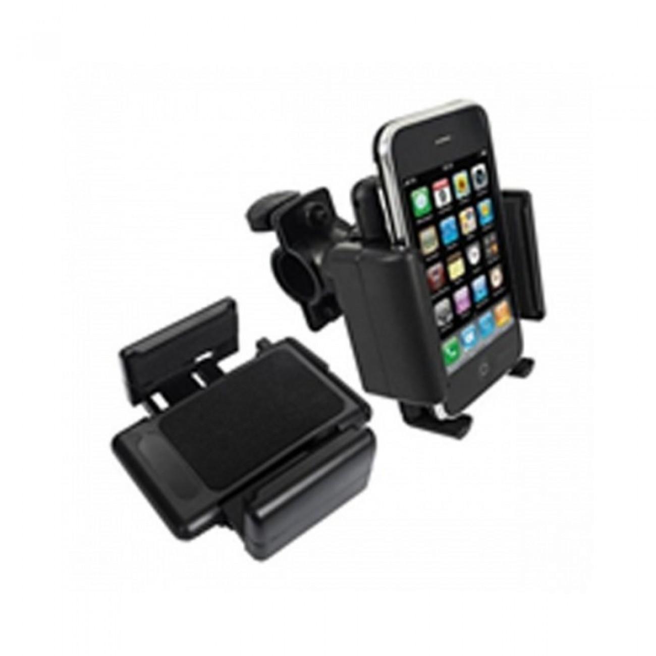 Универсална стойка за GPS/GSM, за колело в Други аксесоари за Телефони -  | Alleop