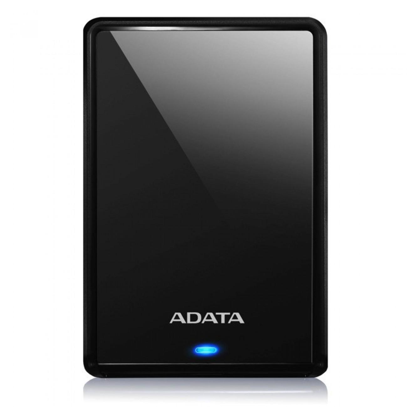 1TB A-Data HV620S (черен), външен, 2.5 (6.35 cm), USB 3.1 в Твърди дискове Външни -  | Alleop