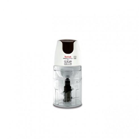 Чопър Tefal MB450B38, 500 мл. вместимост, 500W, възможност за миене в съдомиялна машина, бял в Блендери -    Alleop