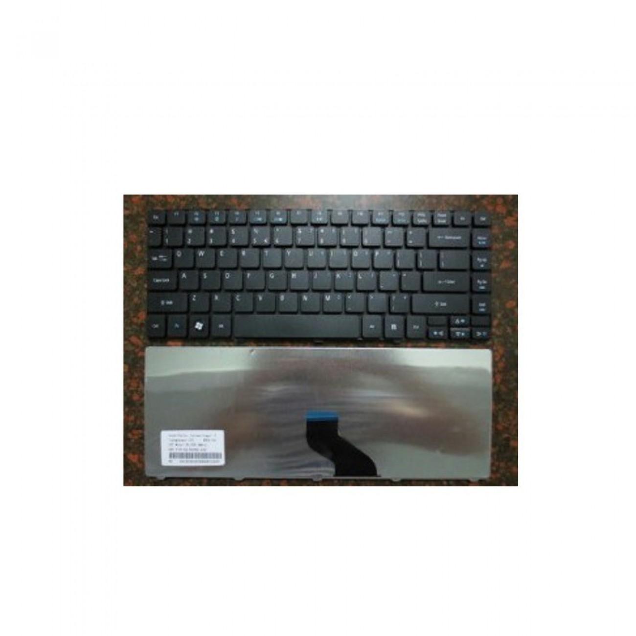 Клавиатура за Acer Aspire E1-431, съвместима с E1-471/E1-471G, Black, US в Резервни части -  | Alleop