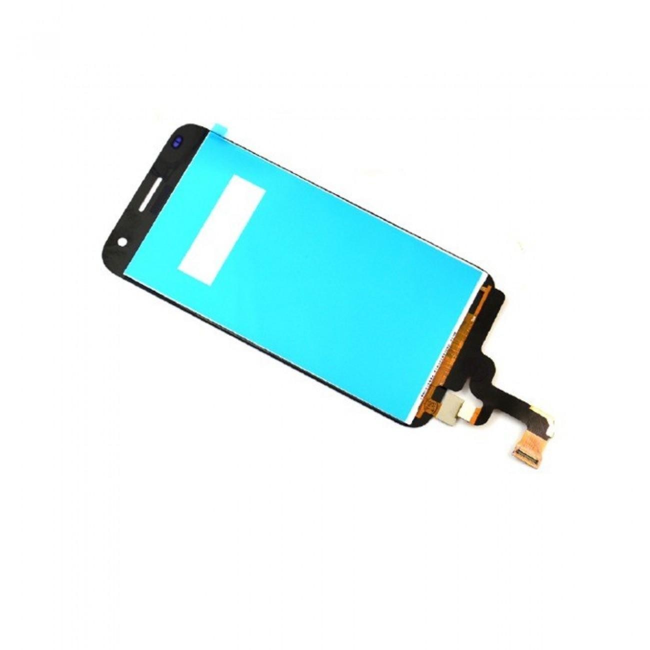 Дисплей зa Huawei Ascend G7, LCD, черен в Резервни части -  | Alleop