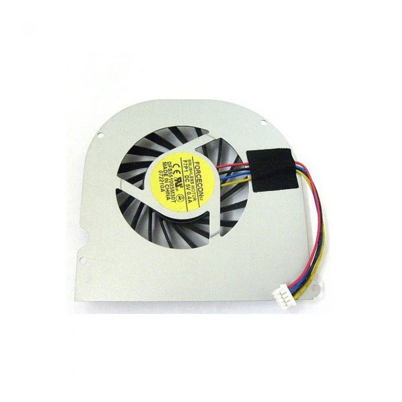 Вентилатор за лаптоп, ASUS F80, X82, F81 в Резервни части -  | Alleop