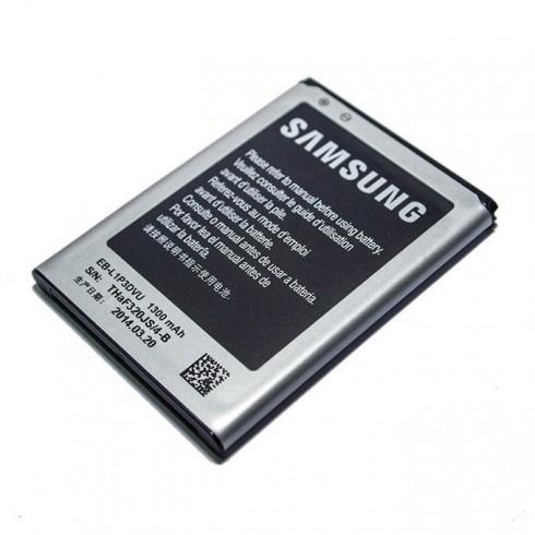 Батерия (оригинална) Samsung EB-L1P3DVU за Samsung Galaxy Fame, 1300mAh/3.7V в Батерии за Телефони, Таблети -  | Alleop