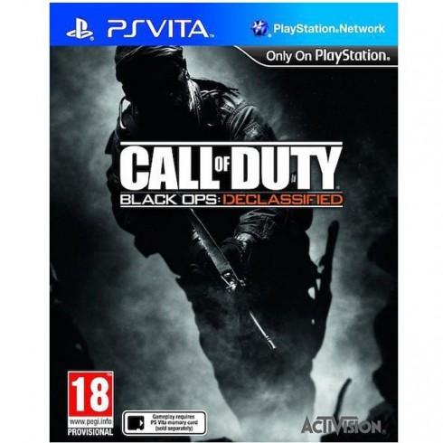 Call of Duty: Black Ops - Declassified, PSVITA в Игри за Конзоли -    Alleop