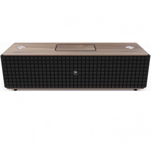 Аудио система JBL Authentics L16S, 1.0, 300W RMS, NFC функция, Spotify ,Bluetooth, DLNA, AirPlay, кафява в Аудио системи -  | Alleop