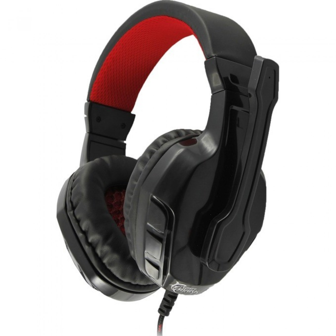 Слушалки White Shark GHS-1641 Panther, микрофон, 20Hz - 20kHz честотен обхват, черни в Слушалки -  | Alleop