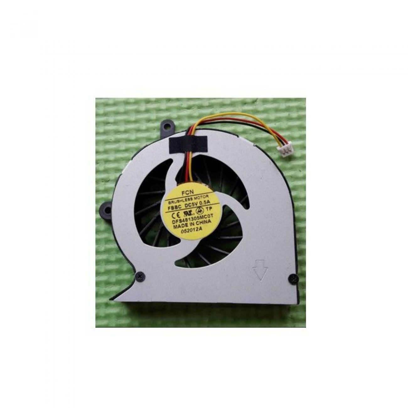 Вентилатор за лаптоп, Toshiba Satellite L830 в Резервни части -    Alleop