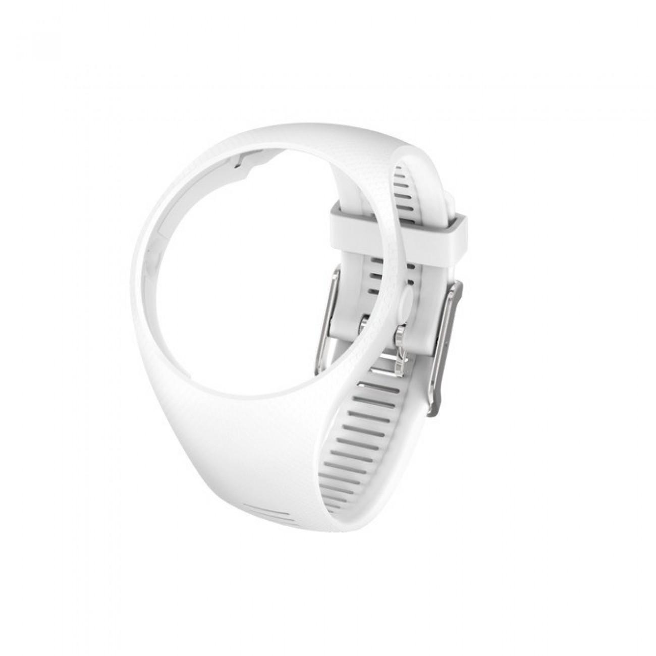 Каишка за смарт часовник Polar M200, размер S/M, бяла в Смарт часовници -  | Alleop