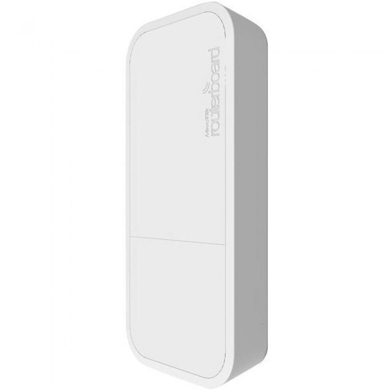 Access point/Аксес пойнт Mikrotik wAP ac, 2.4GHz/5GHz, 1x Lan1000, PoE, 2x вътрешни антени в Аксеспойнт / Рипийтър -    Alleop