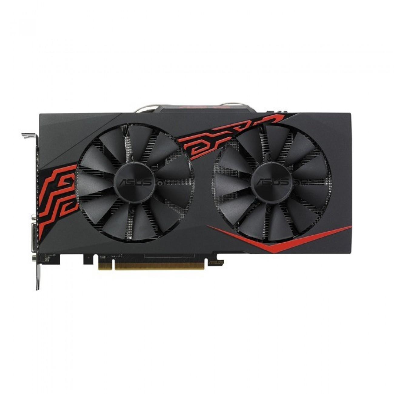 Видео карта AMD Radeon RX 470, 4GB, Asus MINING-RX470-4G-LED, PCI-E 3.0, GDDR5, 256 bit, DVI, за добив на криптовалути в Видео карти -  | Alleop