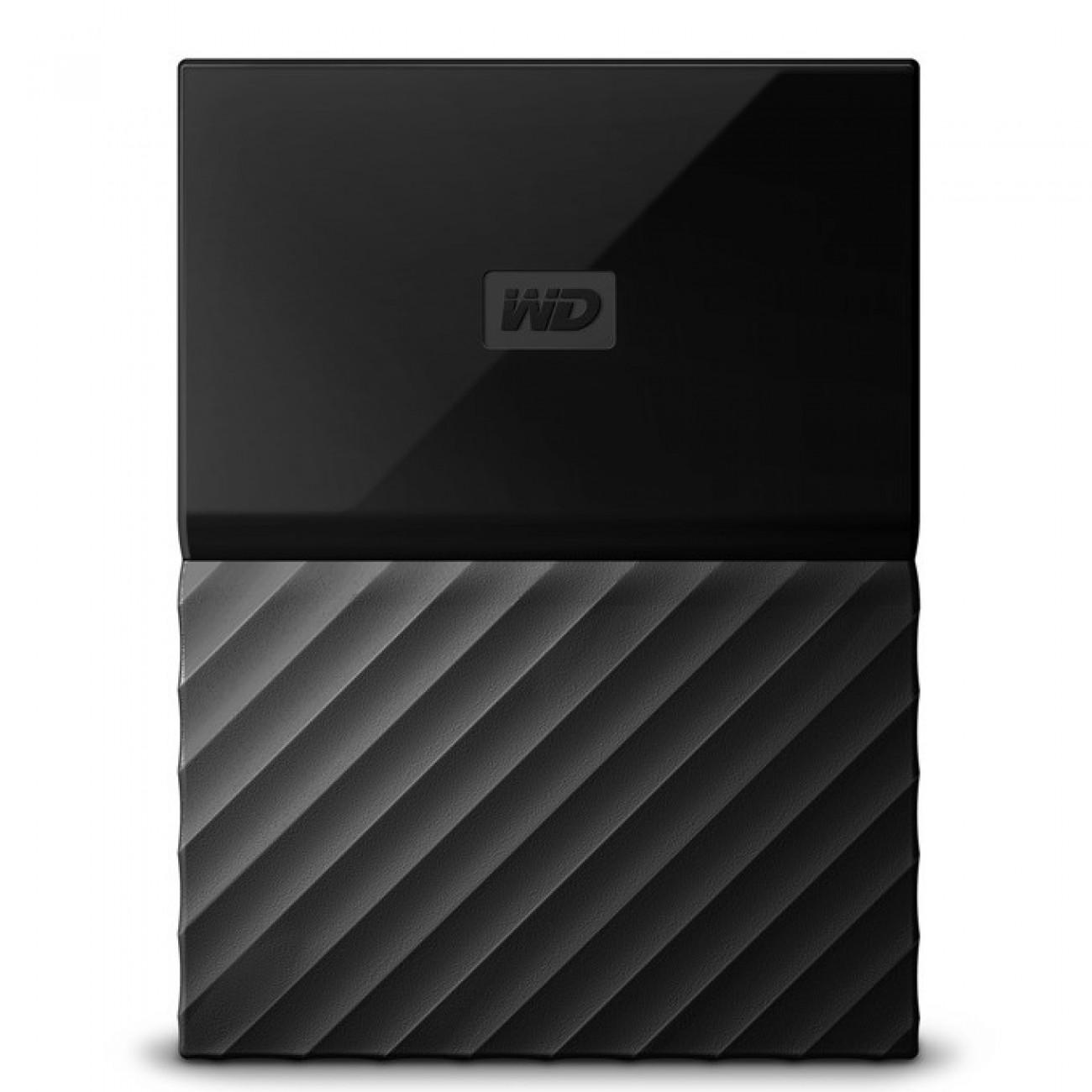 1TB Western Digital My Passport for MAC, черен, външен, 2.5 (6.35cm), USB 3.0 в Твърди дискове Външни -  | Alleop