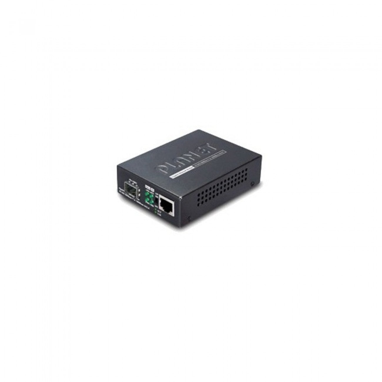 Planet GT-805A, от 100/1000Base-T към 1000Base- SFP Singlemode Gigabit Media Converter в Медиа конвертори -  | Alleop