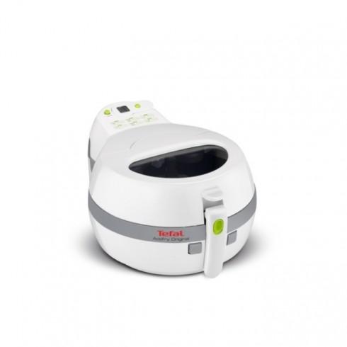 Фритюрник Tefal ActiFry Original FZ710038, вместимост 1 кг., таймер, керамична подвижна купа, бял в Фритюрници -  | Alleop