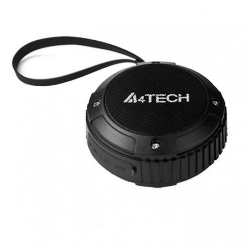 Тонколона A4Tech BTS-08 WL, Bluetooth 4.0+EDR, за смартфони, таблети, лаптопи, черен в Bluetooth аксесоари и Handsfree -  | Alleop