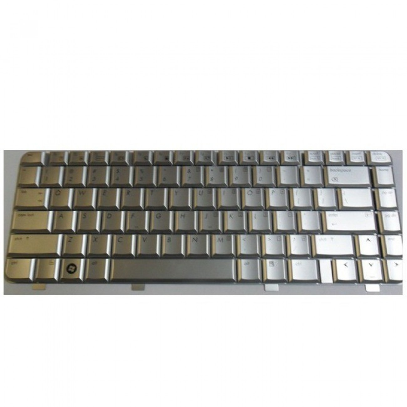 Клавиатура за HP Pavilion dv4 dv4-1000, US, бронзова (кафе) в Резервни части -    Alleop