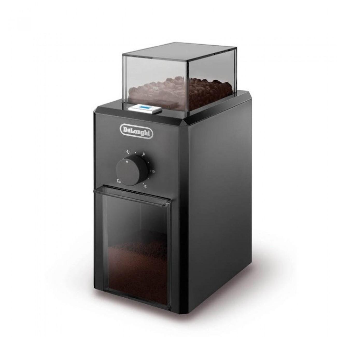 Кафемелачка Delonghi KG 79, 110W, 120 гр. oбем на контейнера, черна в Блендери -  | Alleop