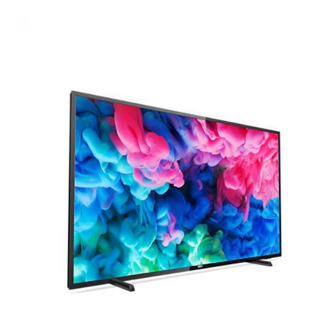 Телевизор Philips 43PUS6503/12, 43 (109.22 cm) 4K Ultra HD LED TV, DVB-T/T2/T2-HD/C/S/S2, SmartTV, Wi-Fi, 3x HDMI, 2x USB в Телевизори -  | Alleop