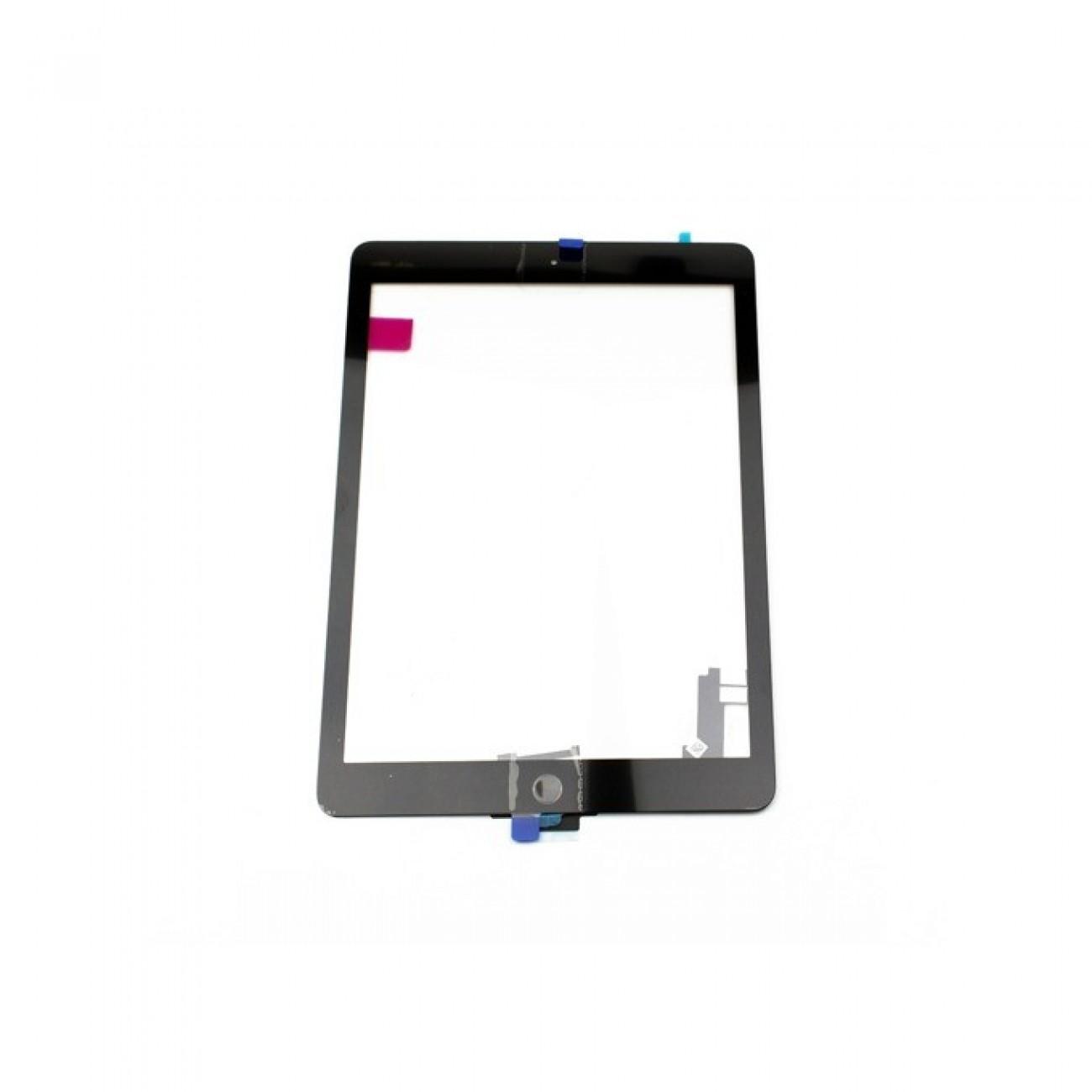 Тъч модул за Apple iPad 2 (iPAD6) A1566/A1567, 9.7 (24.63 cm), touch, черен в Резервни части -  | Alleop