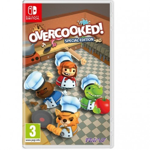 Overcooked Special Edition, за Switch в Игри за Конзоли -  | Alleop
