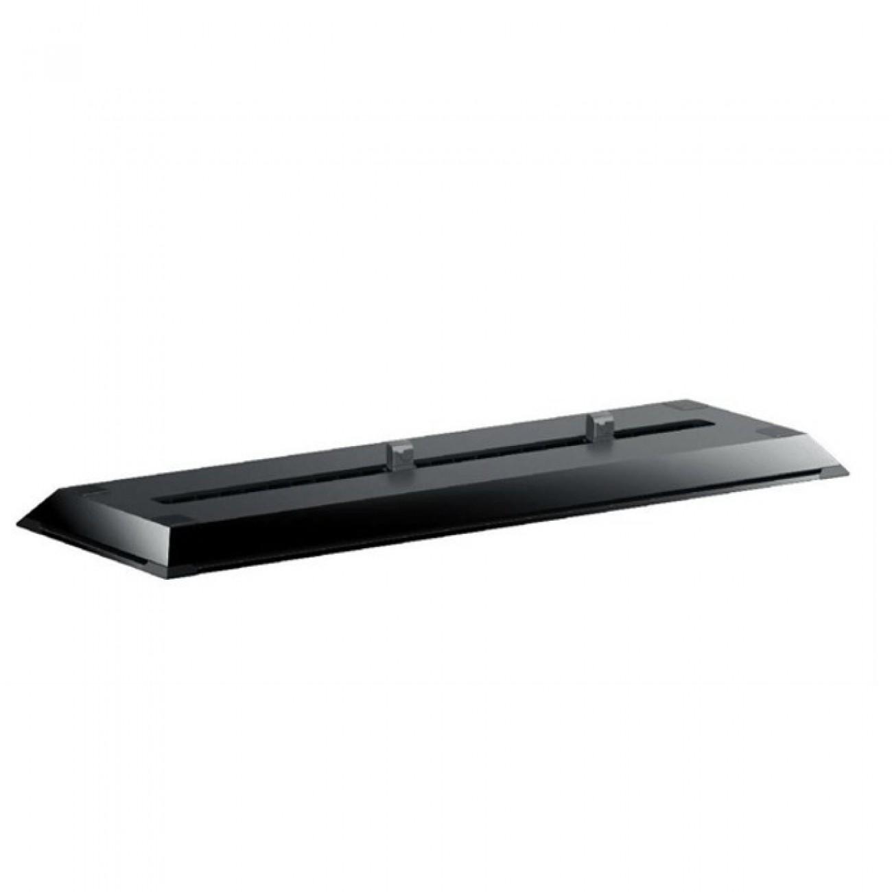 Вертикална стойка за Sony PlayStation 4, черна в Аксесоари за Конзоли -  | Alleop