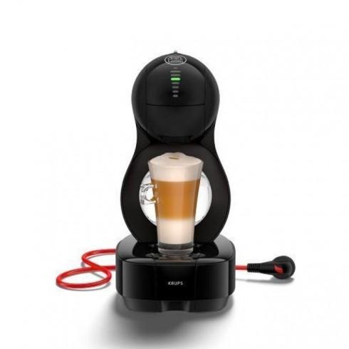 Автоматична еспресо кафемашина Krups Lumio KP130831, 1600W, 15 bar, 1 л. резервоар, черна в Кафемашини -  | Alleop