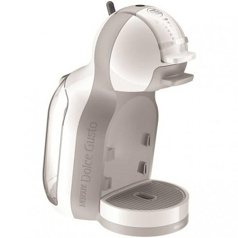 Ръчна еспресо машина Krups Nescafe Dolce Gusto MINI ME , бяла, 1500 W, 15 bar в Кафемашини -  | Alleop