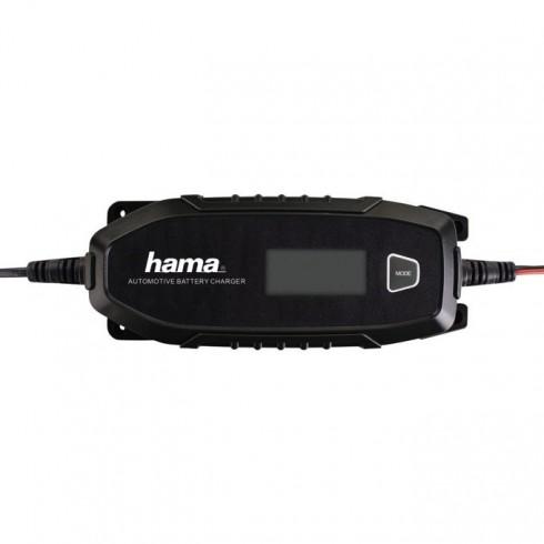 Зарядно устройство HAMA 136686, 6V/12V/4A, за автомобили/лодки/мотоциклети, 220V в Зарядни устройства за батерии - GP | Alleop