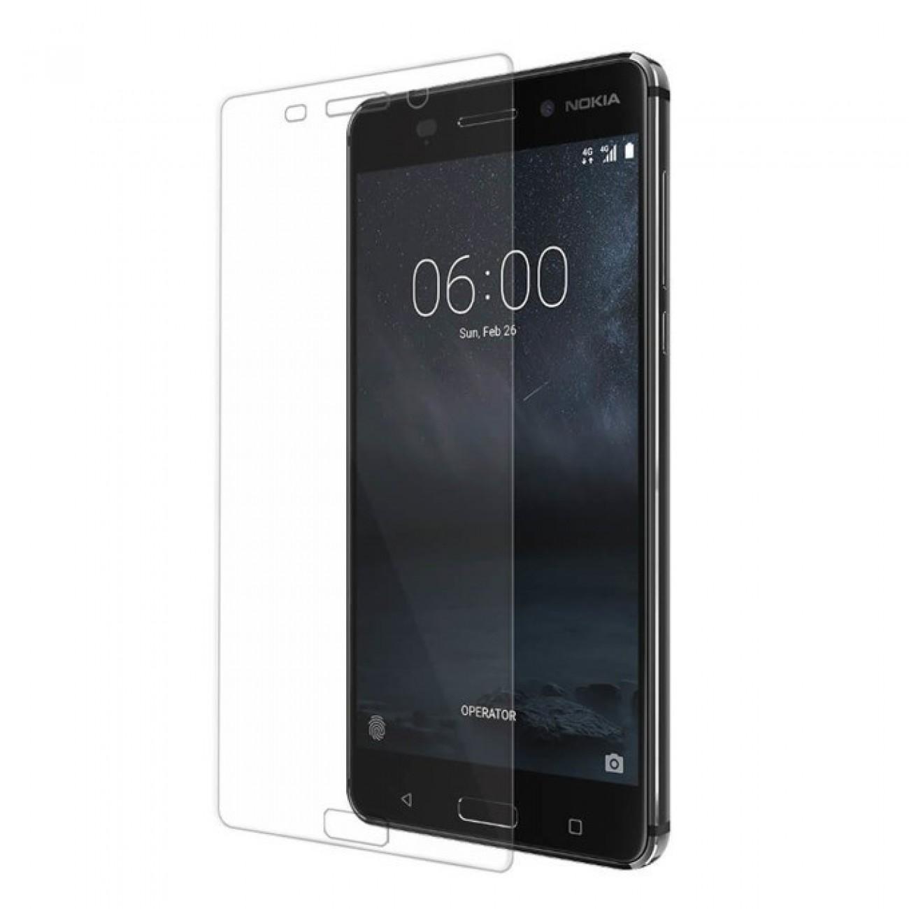 Протектор от закалено стъкло /Tempered Glass/ Eiger, Nokia 5 в Защитно фолио - Eiger | Alleop