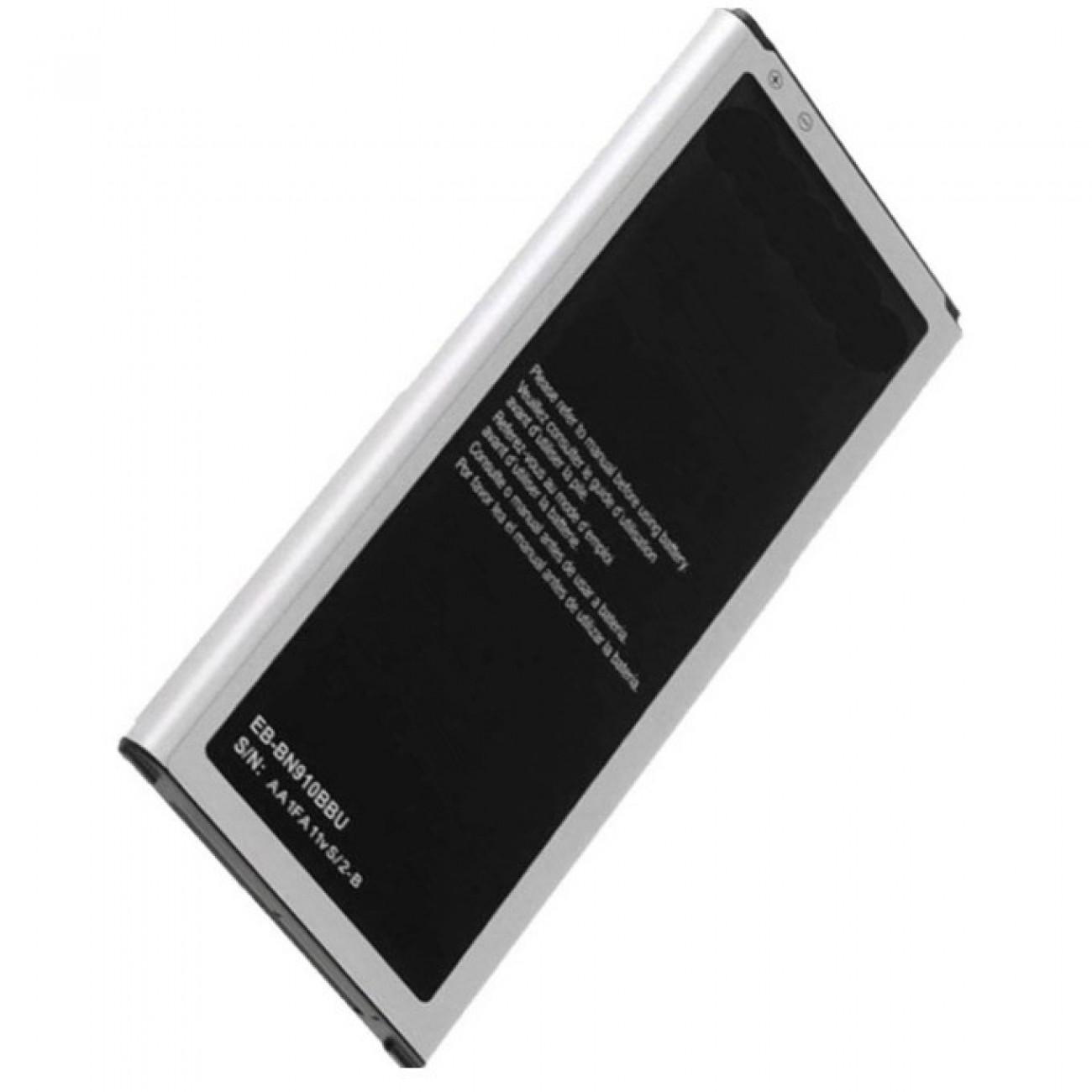 Батерия (заместител) Zik, за Samsung Galaxy Note 4/N910F, 3200mAh в Батерии за Телефони, Таблети - Zik   Alleop