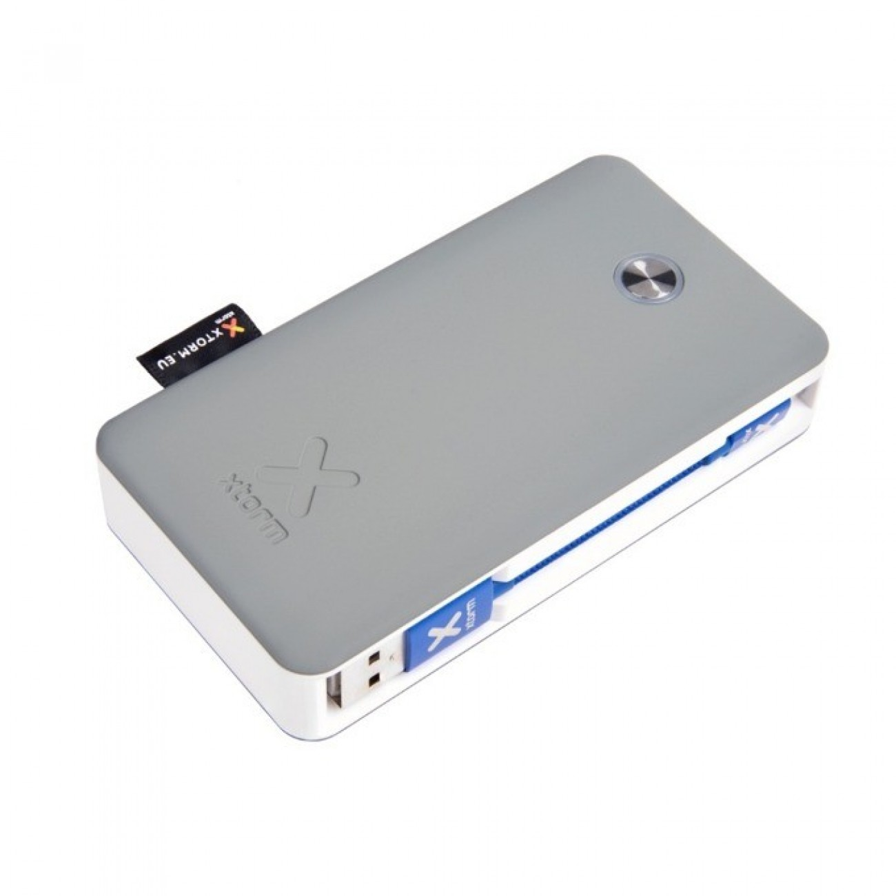 Външна батерия /power bank/ A-solar Xtorm XB200 Power Bank Travel Quick Charge 3.0, 6700 mAh, сива в Външни батерии - A-Solar | Alleop