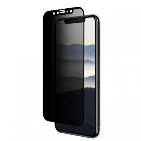 Протектор от закалено стъкло /Tempered Glass/ Eiger, iPhone X в Защитно фолио - Eiger | Alleop