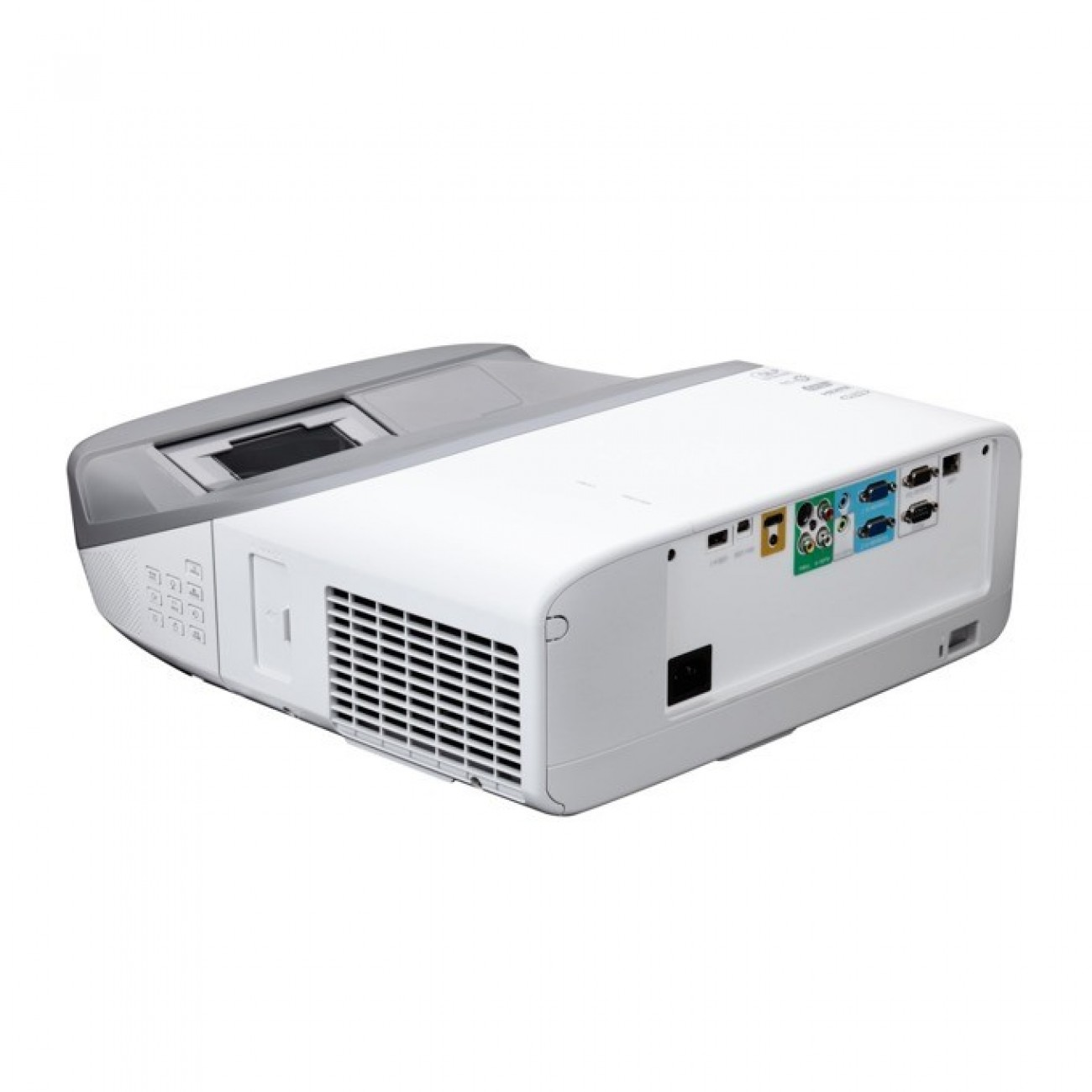 Проектор ViewSonic PS700W, DLP, Ultra Short Throw, WXGA (1280x800), 10000:1, 3300 lm, VGA, HDMI , USB 2.0, RJ45, RS232 в Проектори - ViewSonic | Alleop