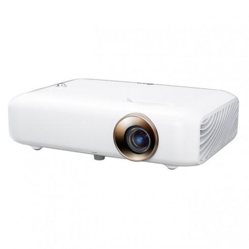 Проектор LG PH550G, DLP, HD (1280x720), 100 000:1, 550 lm, HDMI, USB в Проектори - LG   Alleop