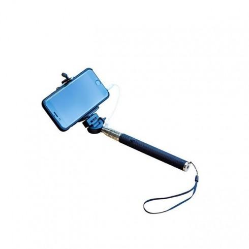 Селфи стик Maxell, монопод за селфи снимки, с бутон за заснемане, телескопична дръжка до 102 см в Аксесоари за телефони и таблети - Maxell | Alleop