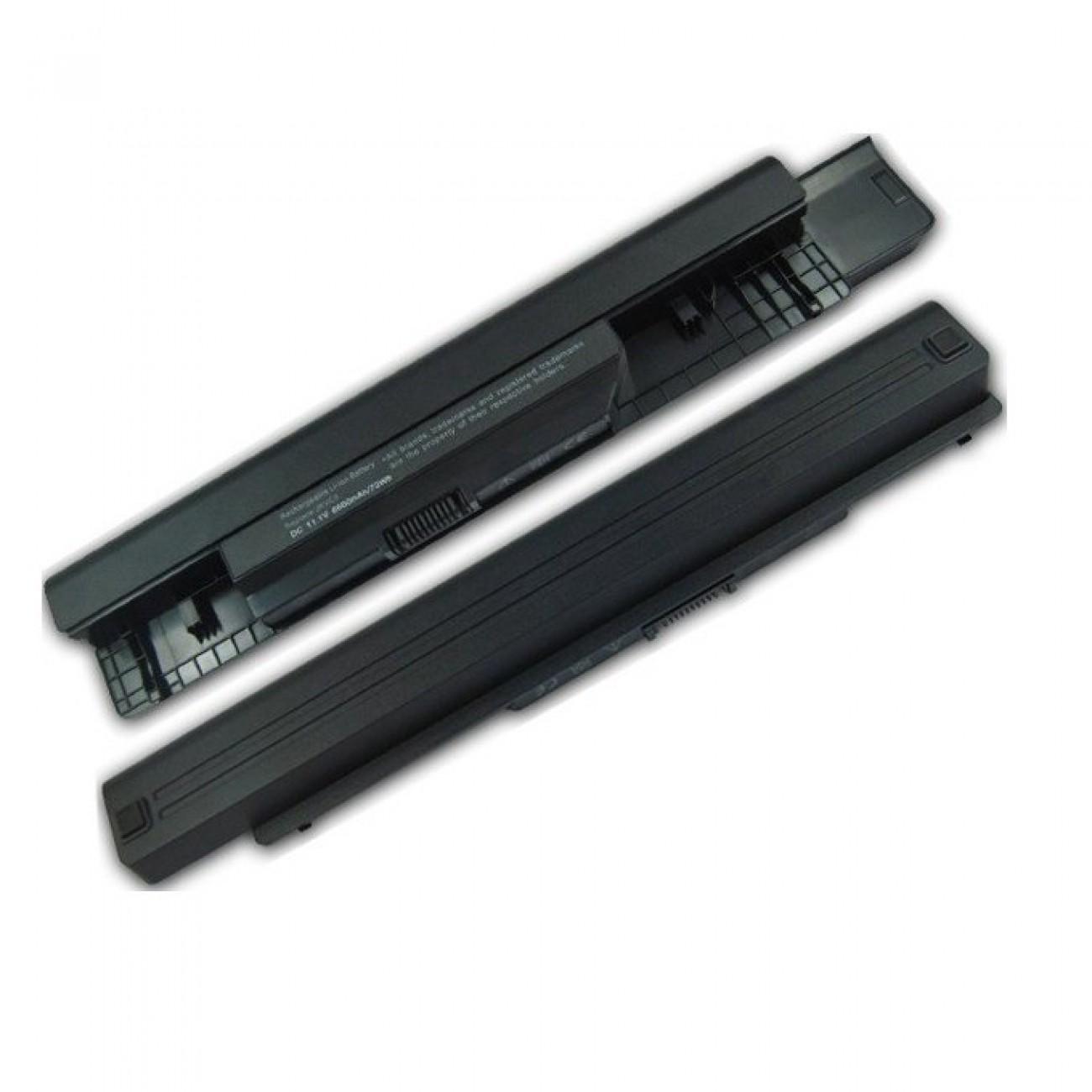Батерия (заместител) за лаптоп Dell Inspiron 1464, съвместима с 1564/1764, 9cell, 11.1V, 6600mAh в Батерии за Лаптоп - Noname | Alleop