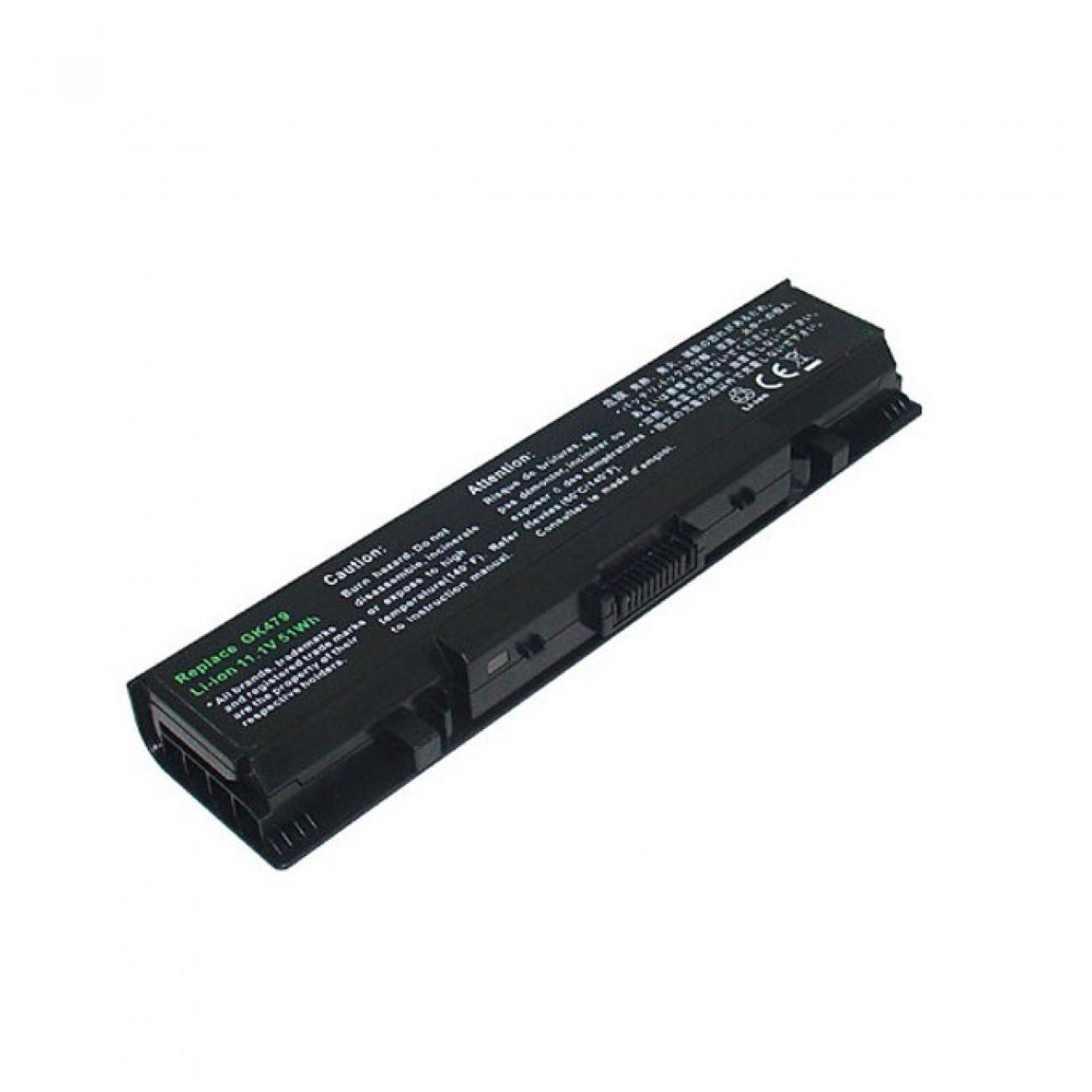 Батерия (заместител) за DELL Inspiron 1520, съвместима с 1521/1720/1721/Vostro 1500/1700, 9cell, 11.1V, 6600 mAh в Батерии за Лаптоп - Noname   Alleop