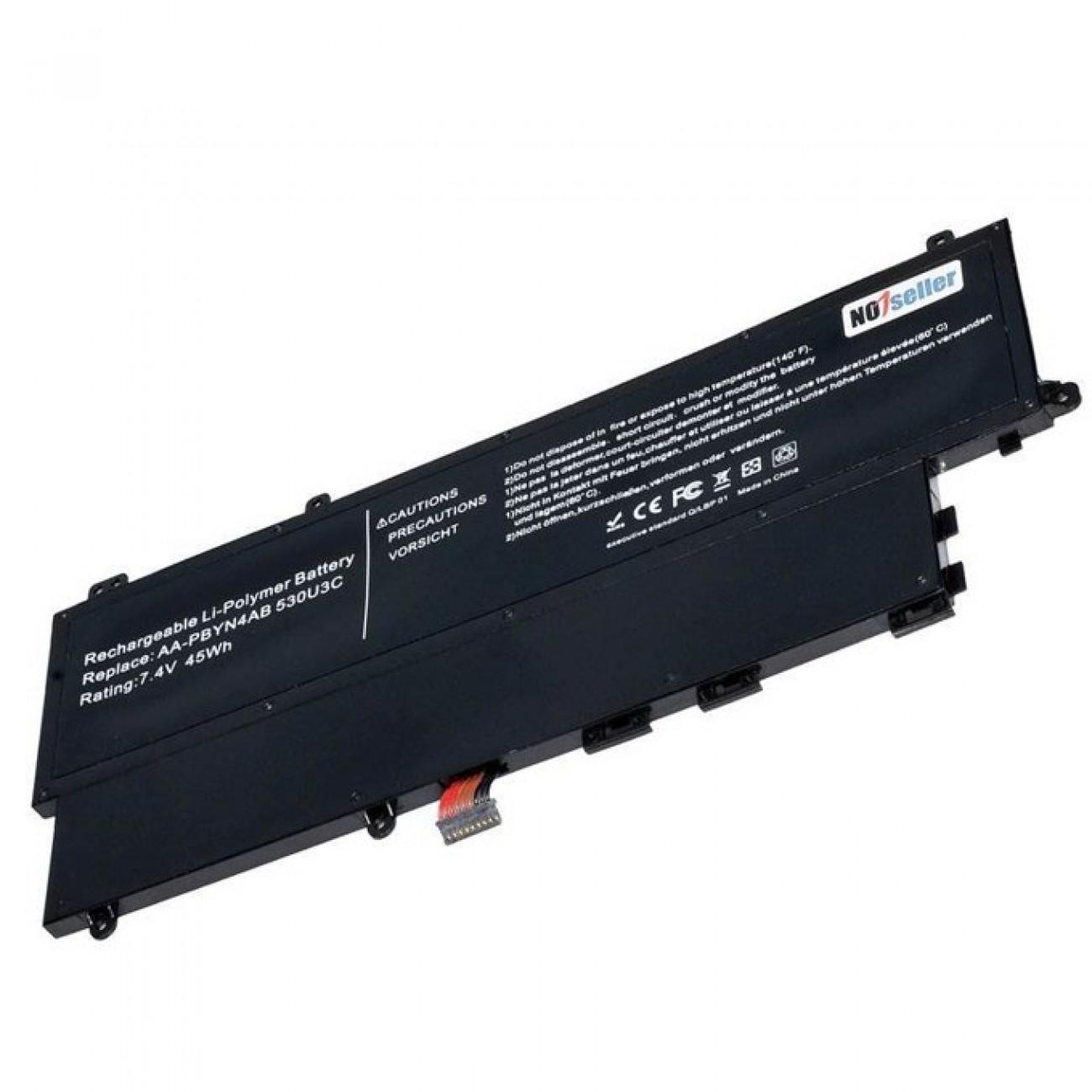 Батерия (заместител) за Лаптоп Samsung NP530U3 NP530U3B NP530U3C 535U3C, 6-cell, 7.5V, 6930 mAh в Батерии за Лаптоп - Toshiba | Alleop