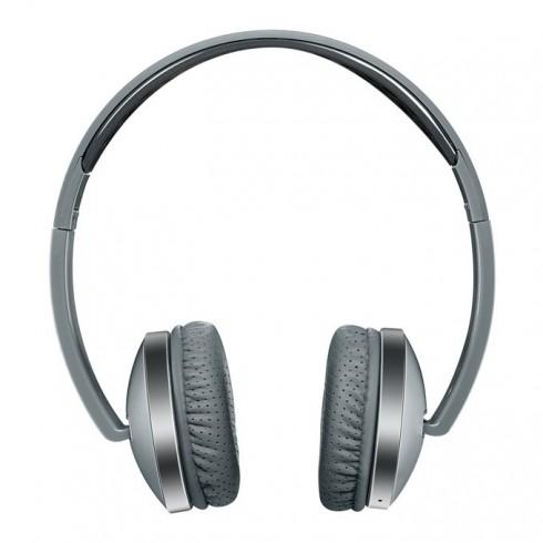 Слушалки Canyon CNS-CBTHS2DG, безжични(Bluetooth 4.2), микрофон, до 6 часа време за работа, бързи бутони, сгъваеми, сиви в Слушалки - Canyon | Alleop