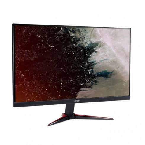 Монитор Acer Nitro VG270bmiix (UM.HV0EE.001), 27 (68.58 cm) IPS панел, 75 Hz, Full HD, 1 ms, 100M:1, 250 cd/m2, HDMI,VGA в Монитори - Acer | Alleop