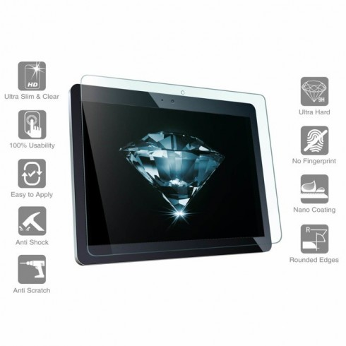 Протектор от закалено стъкло /Tempered Glass/,4Smarts, Huawei MediaPad M3 Lite 10, (таблет) в Защитно фолио - 4Smarts | Alleop