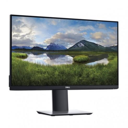Монитор Dell P2219HC, 21.5 (54.61 cm) IPS панел, Full HD, 5 ms, 300cd/m2, Display Port, HDMI, USB-C, 2x USB 3.0 в Монитори - Dell | Alleop