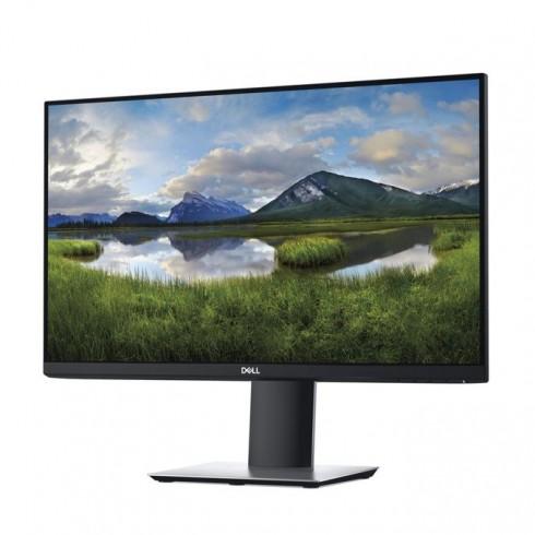 Монитор Dell P2719HC, 27 (68.58 cm) IPS панел, Full HD, 5 ms, 300cd/m2, Display Port, HDMI, USB-C, 2x USB 3.0 в Монитори - Dell | Alleop