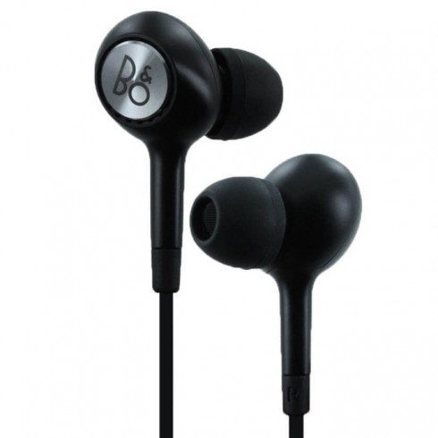 Слушалки Bang & Olufsen In-Ear Headset Stereo, 3.5 мм. жак, микрофон, черни, bulk в Слушалки - Bang & Olufsen | Alleop