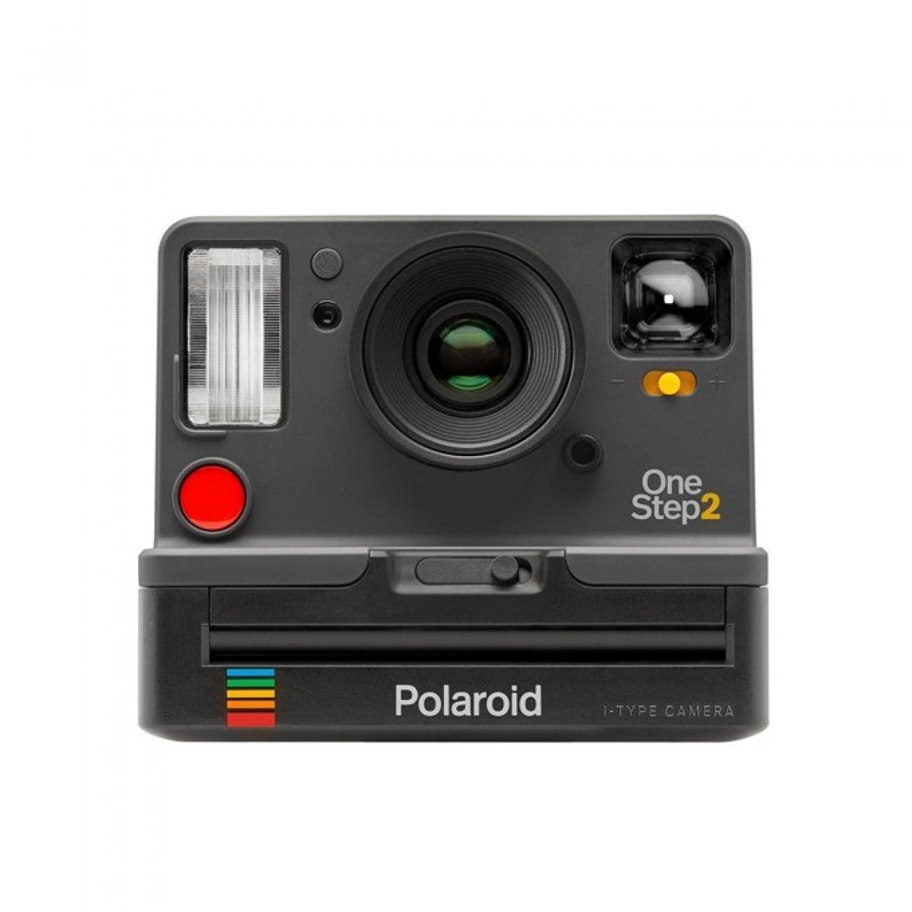 Фотоапарат Polaroid OneStep Viewfinder Graphite, Micro USB port, червен в Фотоапарати - Polaroid | Alleop